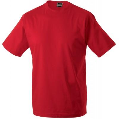 T-Shirt Workwear-T Men colore red taglia S