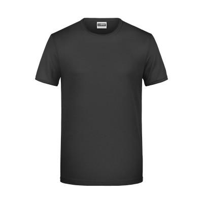 T-Shirt Men's-T colore black taglia S