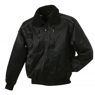 Giacche Pilot Jacket 3 in 1 colore black taglia S