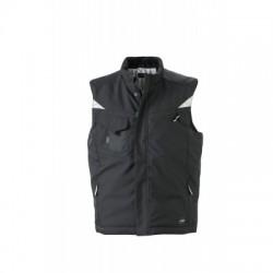 Giacche Craftsmen Softshell Vest colore black/black taglia XS