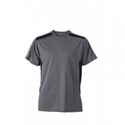 T-Shirt Craftsmen T-Shirt colore carbon/black taglia XS