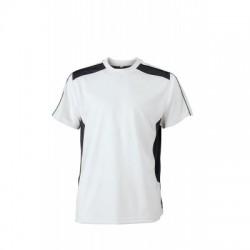 T-Shirt Craftsmen T-Shirt colore white/carbon taglia XS