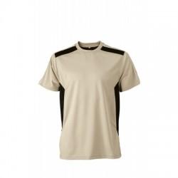 T-Shirt Craftsmen T-Shirt colore stone/black taglia XS