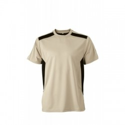 T-Shirt Craftsmen T-Shirt colore stone/black taglia 3XL