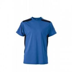 T-Shirt Craftsmen T-Shirt colore royal/navy taglia M