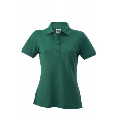 Polo Ladies' Workwear Polo colore dark-green taglia XS