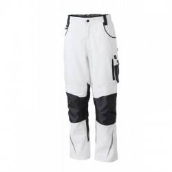 Pantaloni Workwear Pants colore white/carbon taglia 56