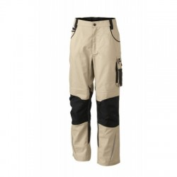 Pantaloni Workwear Pants colore stone/black taglia 52