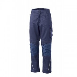 Pantaloni Workwear Pants colore navy/navy taglia 52