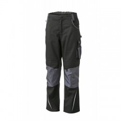 Pantaloni Workwear Pants colore black/carbon taglia 42