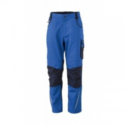 Pantaloni Workwear Pants colore royal/navy taglia 54