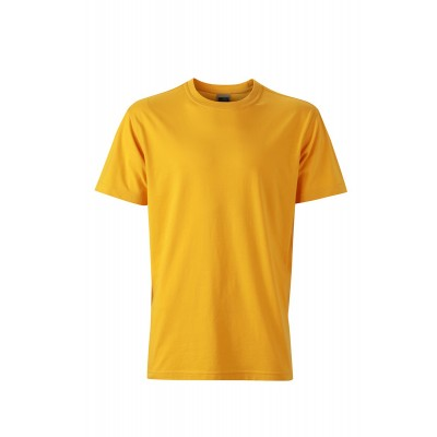T-Shirt Men's Workwear T-Shirt colore gold-yellow taglia XS