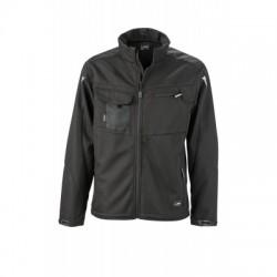 Giacche Workwear Softshell Jacket colore black/black taglia XXL