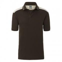 Polo Men's Workwear Polo-Level 2 colore brown/stone taglia XS