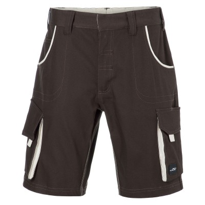 Pantaloni Workwear Bermudas-Level 2 colore brown/stone taglia 42