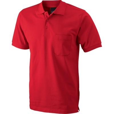 Polo Men's Polo Pocket colore red taglia S