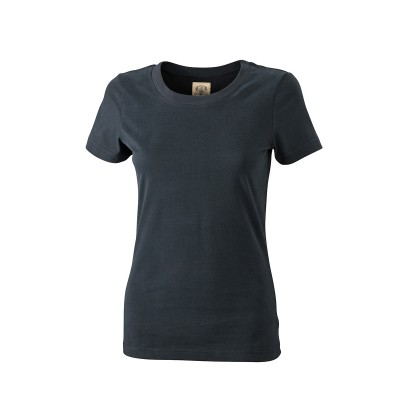 T-Shirt Ladies' Vintage-T colore black taglia XS