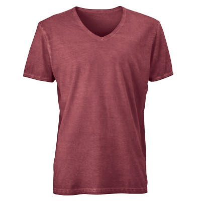 T-Shirt Men's Gipsy T-Shirt colore red taglia S