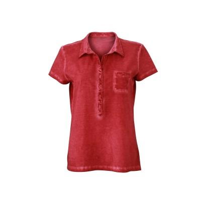Polo Ladies' Gipsy Polo colore red taglia S
