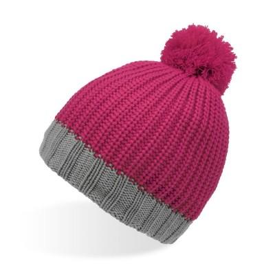 Cappelli Aspen colore fuchsia-grey taglia UNICA
