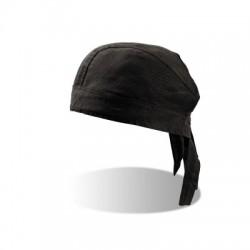 Cappelli Bandana Long colore black taglia UNICA