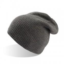 Cappelli Brad Solid colore grigio-melange taglia UNICA