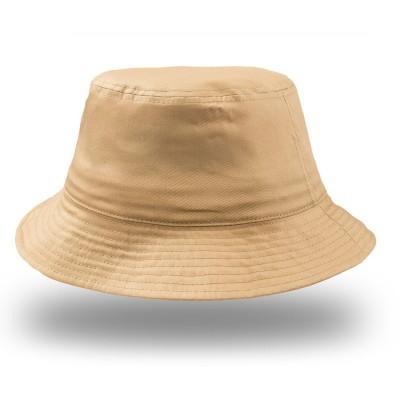 Cappelli Bucket Cotton colore khaki taglia UNICA