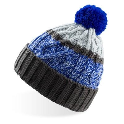 Cappelli Cool colore grigio-royal taglia UNICA