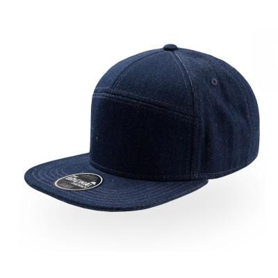 Cappelli Deck colore denim taglia UNICA