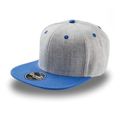 Cappelli Fader colore grigio-royal taglia UNICA