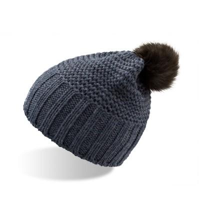 Cappelli Monte colore avio-brown taglia UNICA