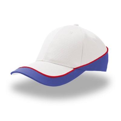 Cappelli Racing colore white-royal taglia UNICA