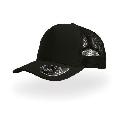 Cappelli Rapper Jersey colore black taglia UNICA