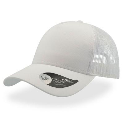 Cappelli Rapper Cotton colore white-white taglia UNICA