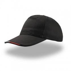 Cappelli Start Five Italia colore black taglia UNICA