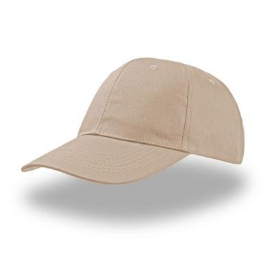Cappelli Start Six colore khaki taglia UNICA