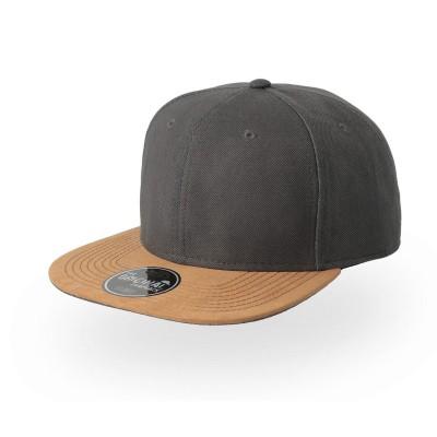 Cappelli Vibe colore antracite-camel taglia UNICA