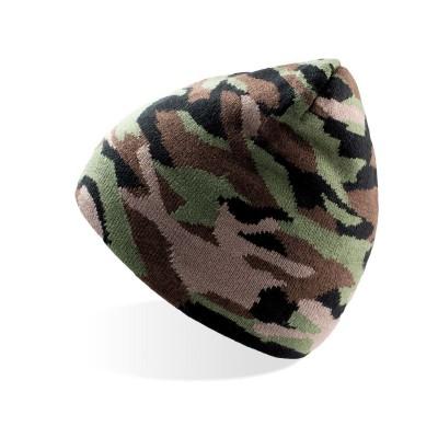 Cappelli Wild Camouflage colore camouflage-orange taglia UNICA