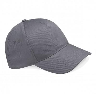 Cappelli Ultimate 5 Panel Cap colore graphite grey taglia UNICA