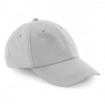 Cappelli Outdoor 6 Panel Cap colore light grey taglia UNICA