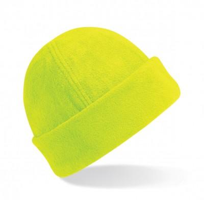 Cappelli Suprafleece Ski Hat colore fluorescent yellow taglia UNICA