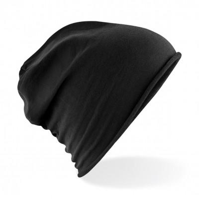 Cappelli Jersey Beanie colore black taglia UNICA