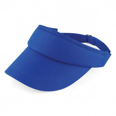 Cappelli Sports Visor colore bright Royal taglia UNICA