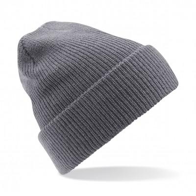 Cappelli Heritage Beanie colore graphite grey taglia UNICA