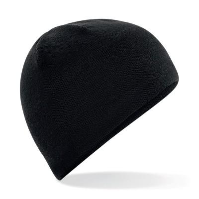 Cappelli Active Performance Beanie colore black taglia UNICA