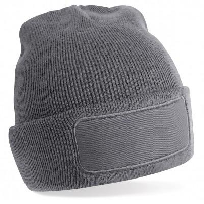 Cappelli Printers' Beanie colore graphite grey taglia UNICA