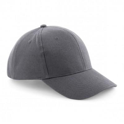 Cappelli Pro-Style Heavy Brushed Cotton Cap colore graphite grey taglia UNICA