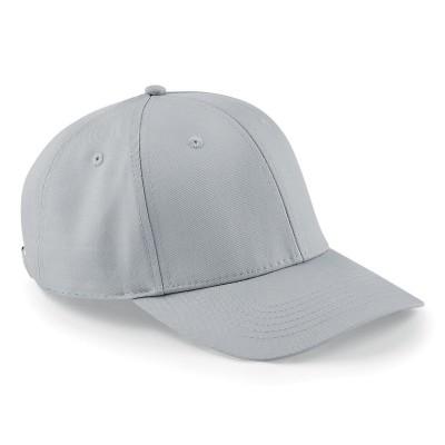 Cappelli Urbanwear 6 Panel Cap colore light grey taglia UNICA