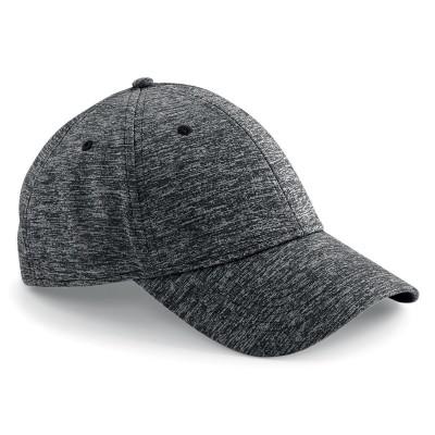Cappelli Spacer Marl Stretch-Fit Cap colore Spacer Grey taglia UNICA