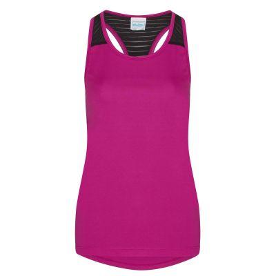 T-Shirt Girlie Cool Smooth Workout Vest